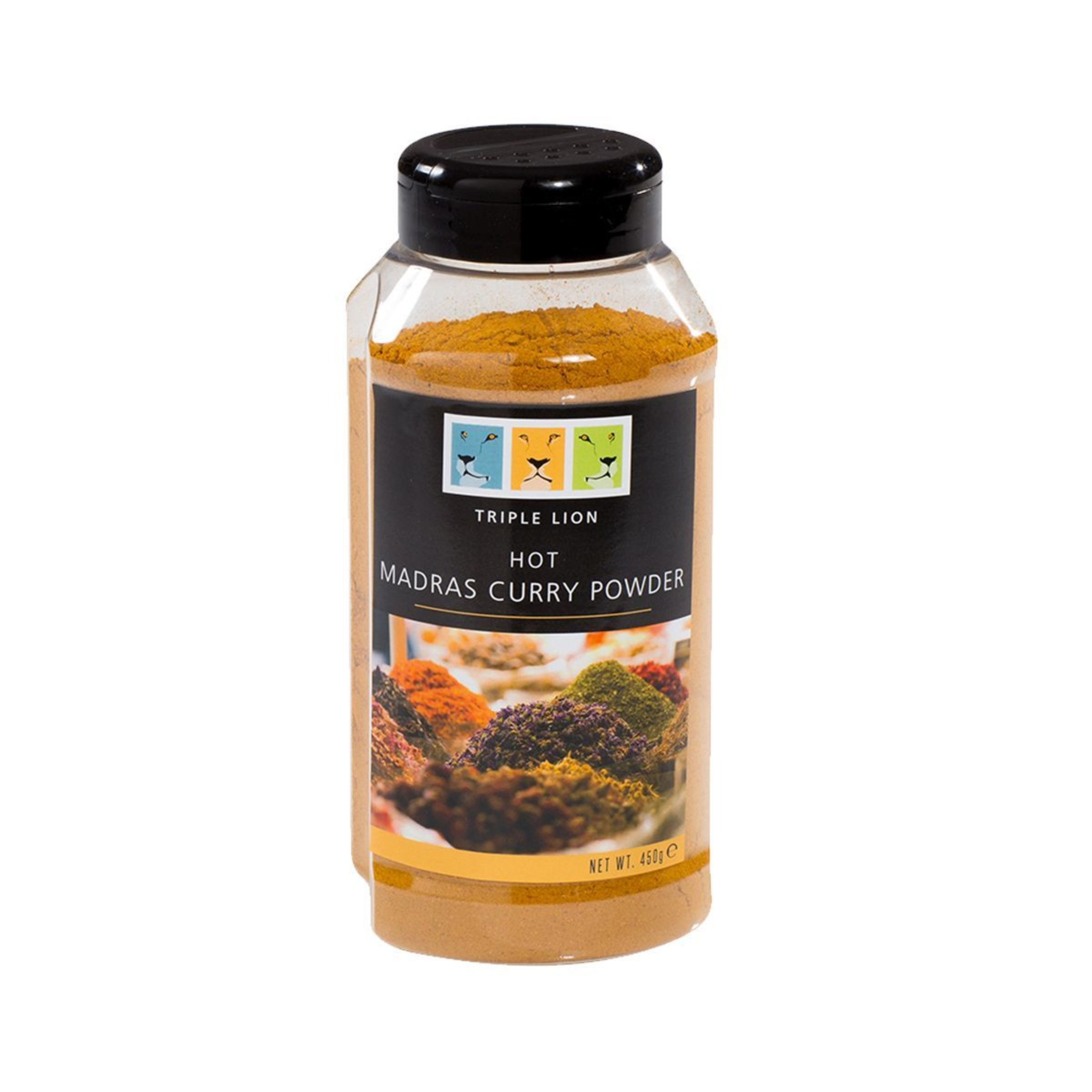 Curry Powder Hot 1x450g