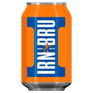 Irn-Bru Cans 330ml Case of 24