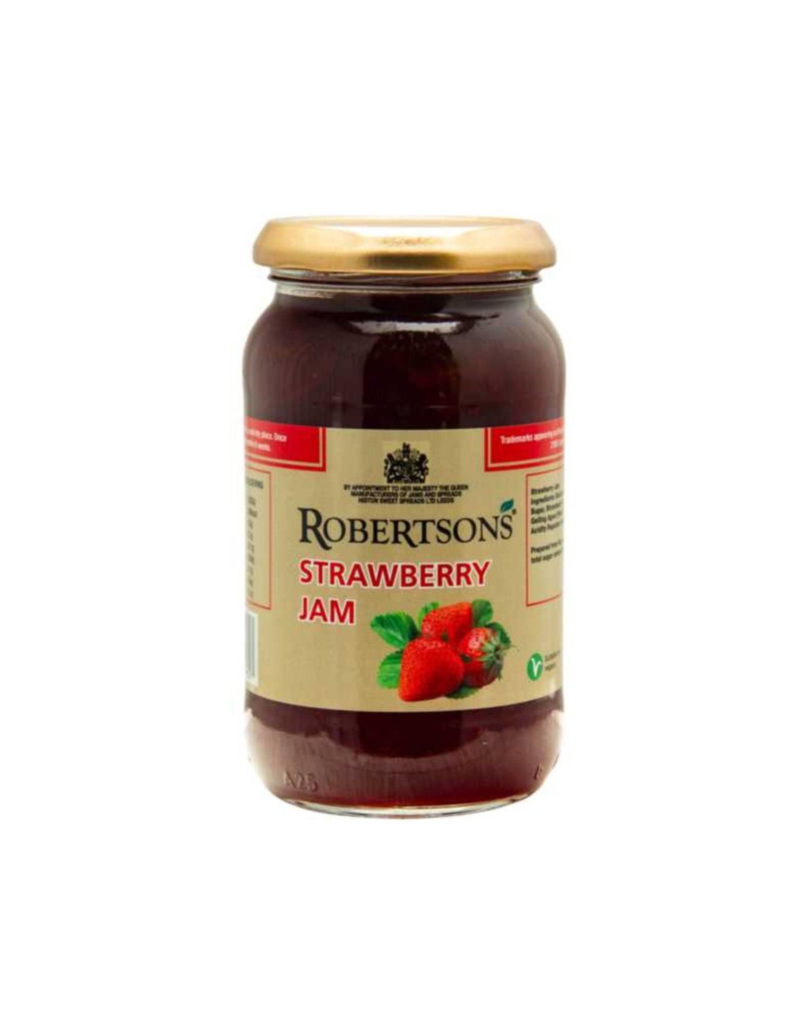 Robertson's Strawberry Jam 454g Jar
