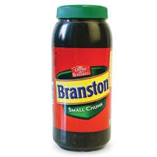 Branston Pickle Small Chunk 2.55kg Tub