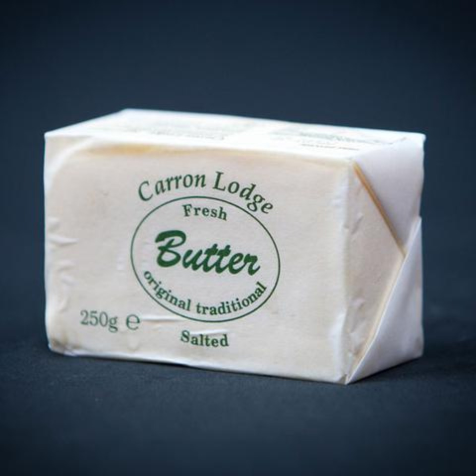 Salted Butter Block