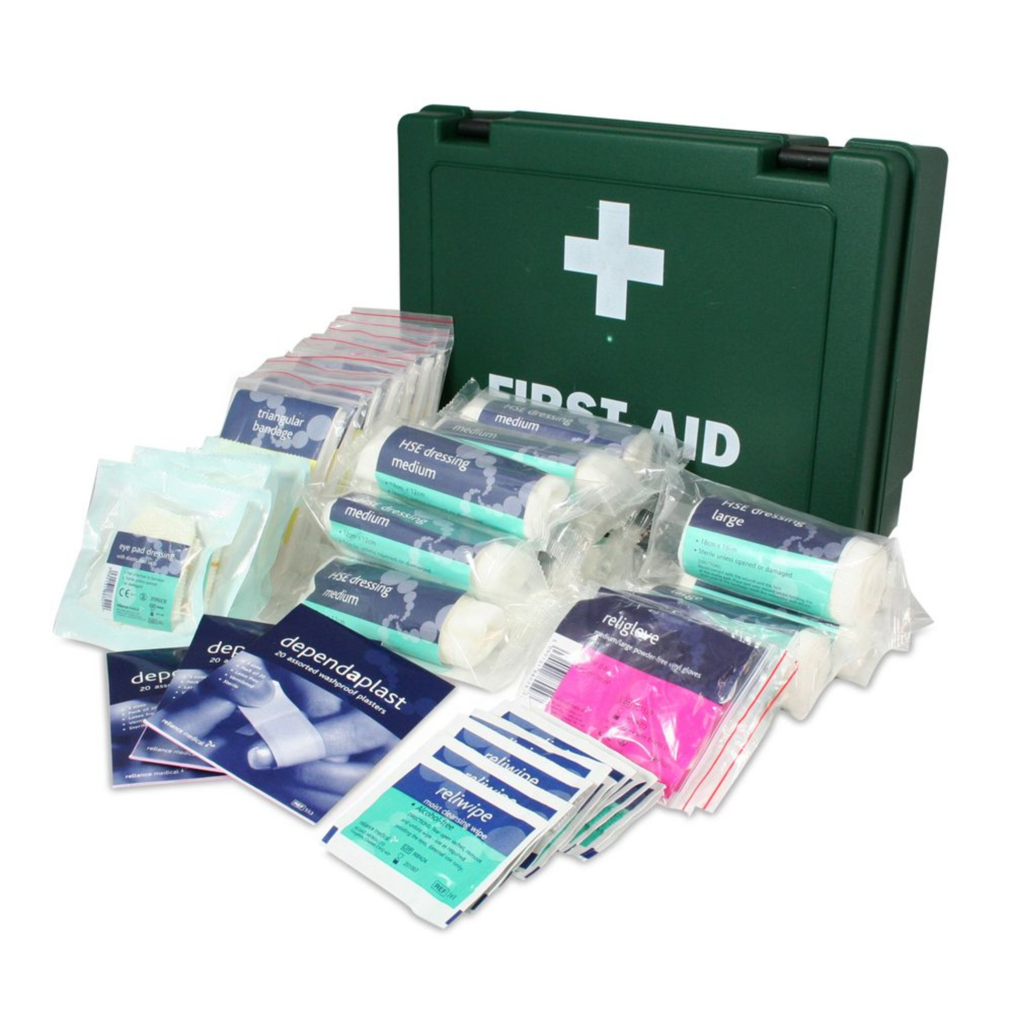 First Aid Kits - 10 people x1
