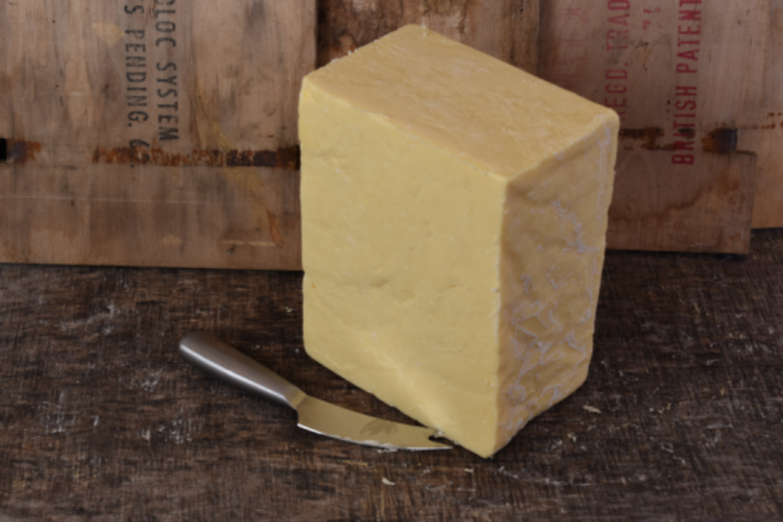Mature Cheddar Cheese Block - Approx 2.5kg