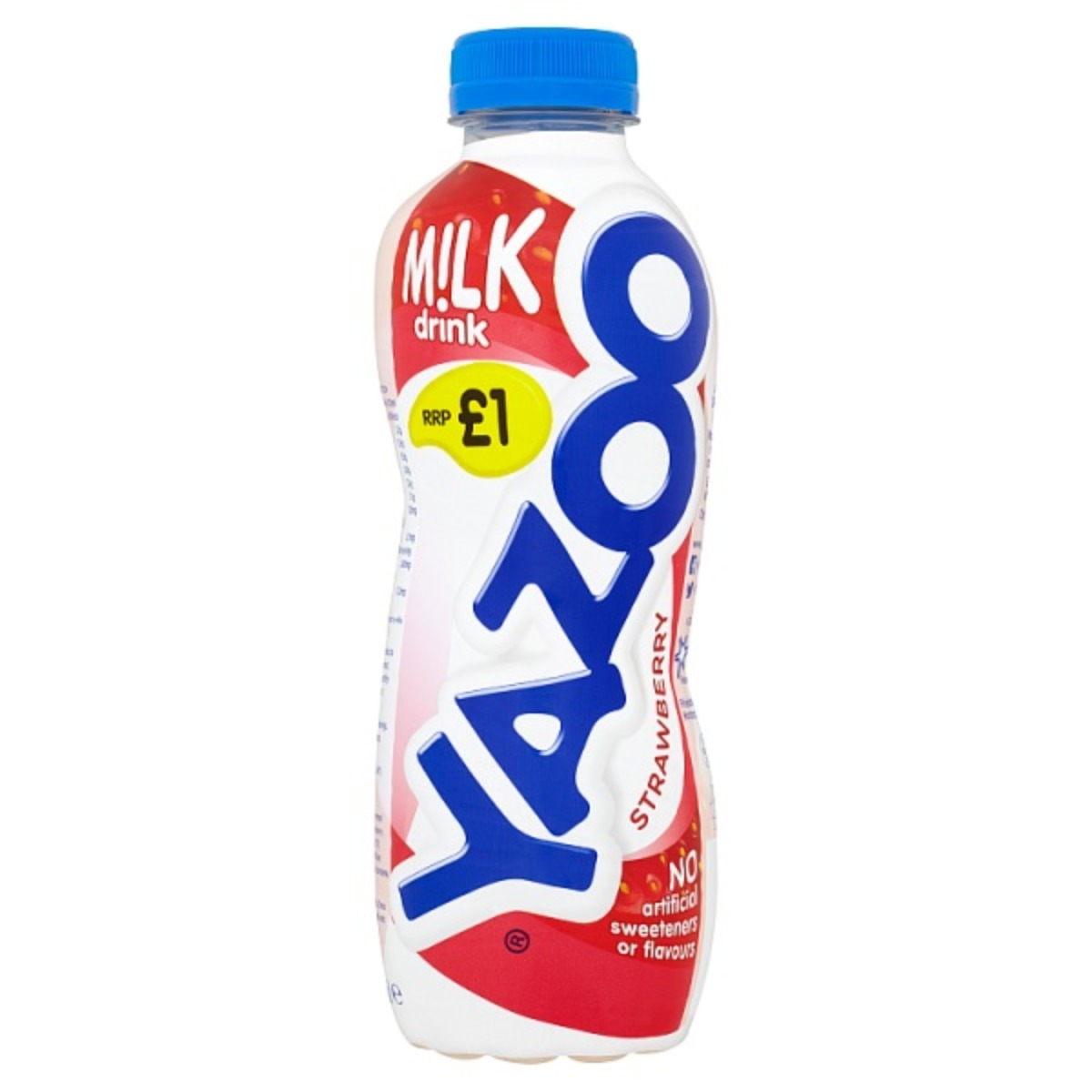 Yazoo Strawberry Milk 1x400ml