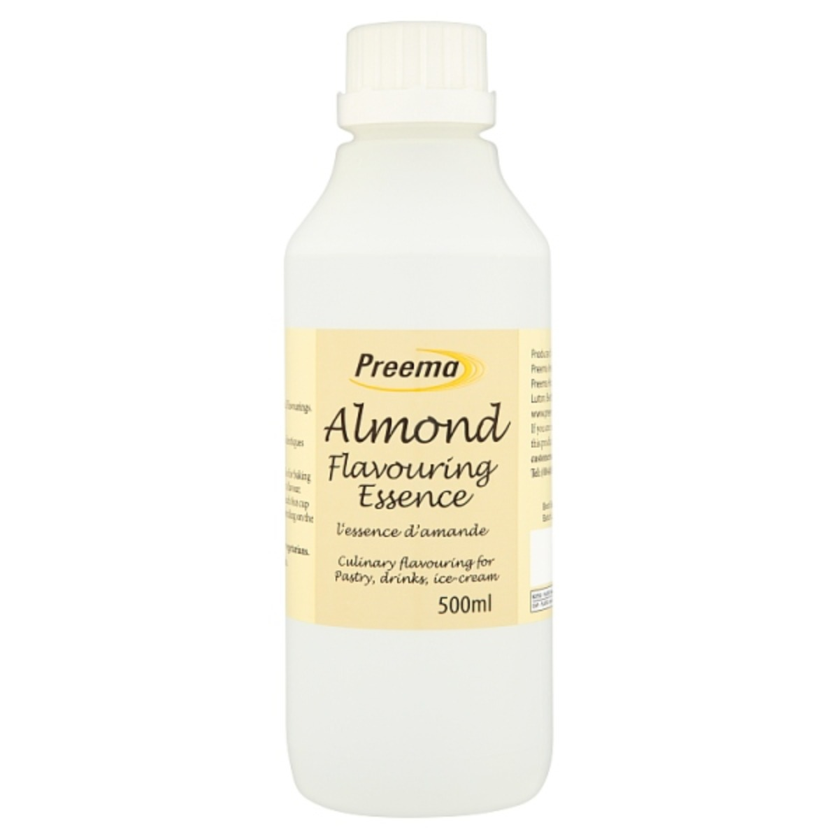 Almond Flavouring 1x500ml