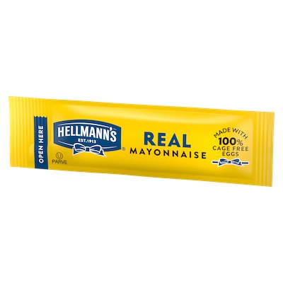 Hellmann's Mayonnaise Sticks 1x198