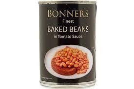 Bonners Baked Beans 3x400g - 3 for £1