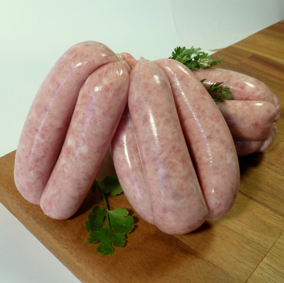 Fresh Pork Sausages 1x3lb