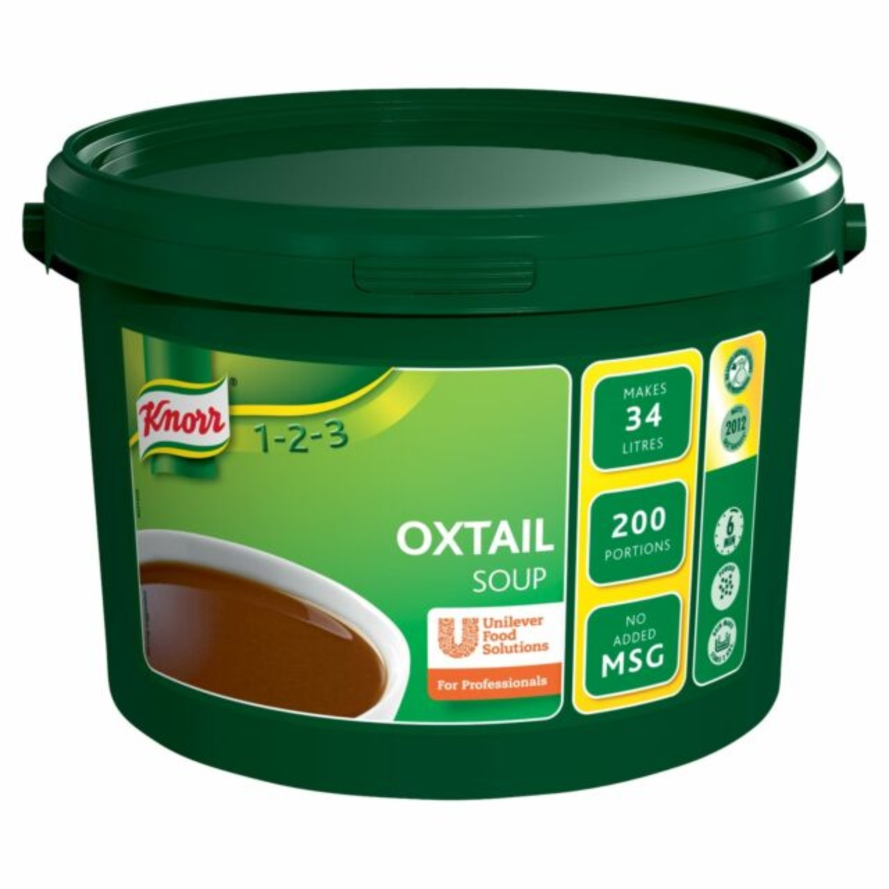 Knorr Oxtail Soup Mix 1x200ptn