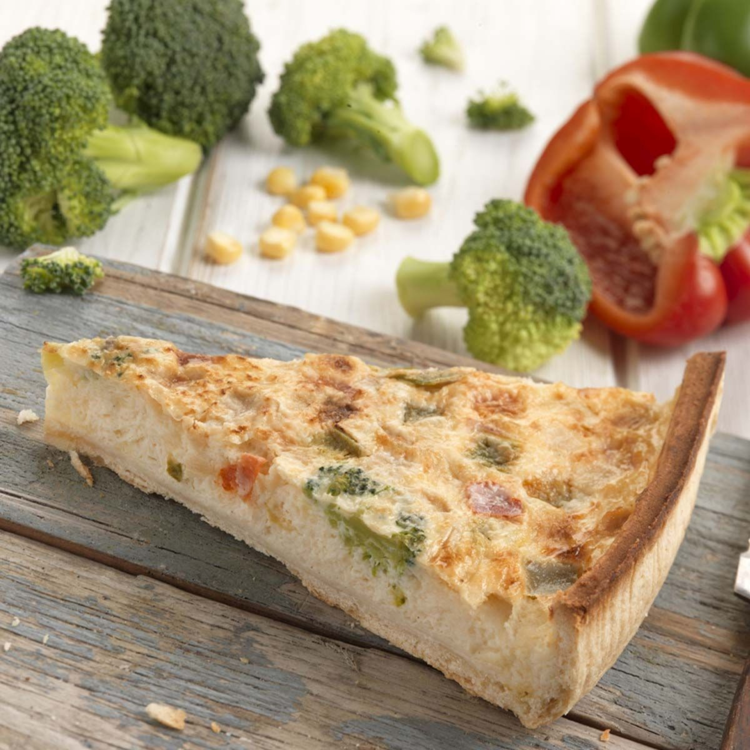 Spanish Quiche 1x12ptn
