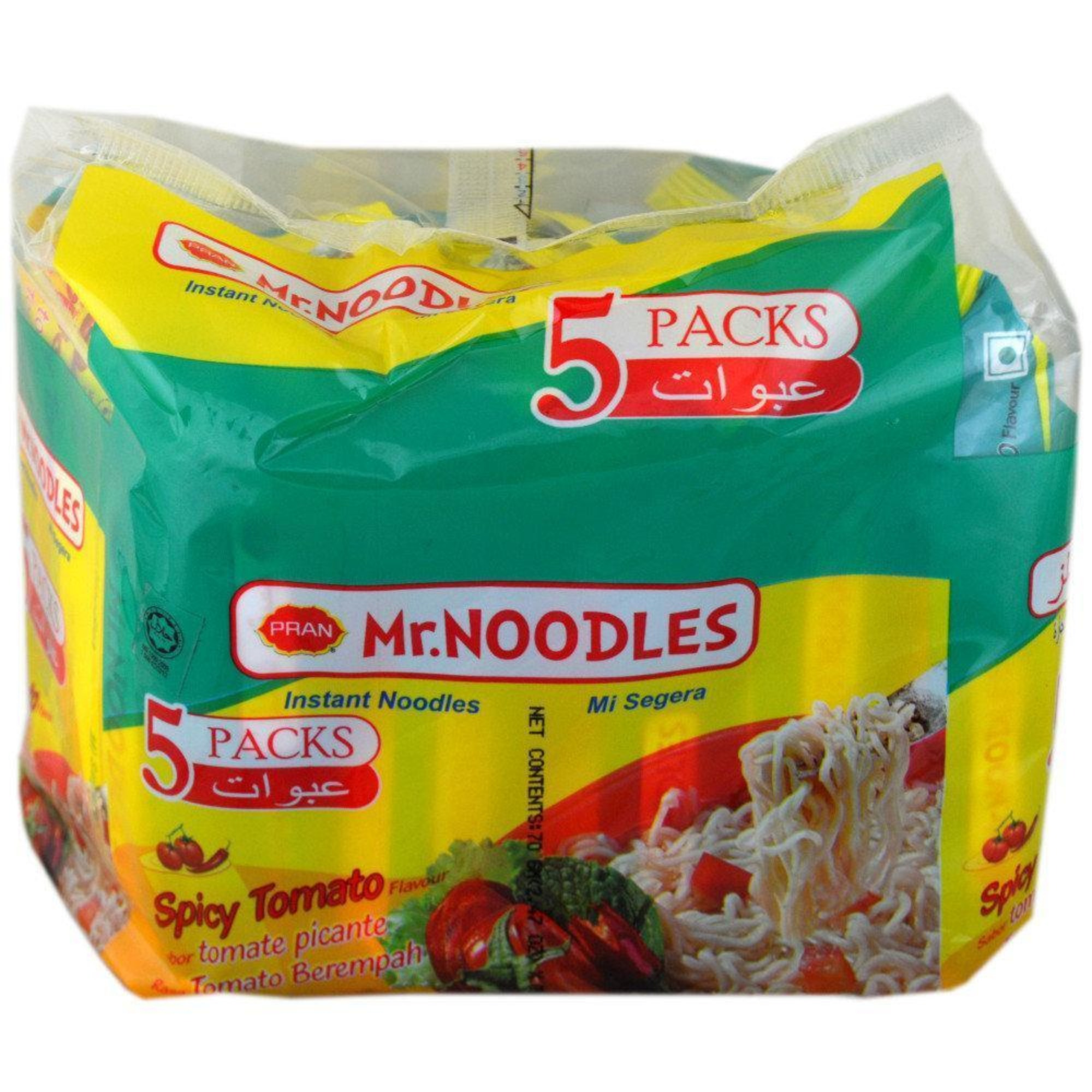 Spicy Tomato Noodles - 1x5 packs