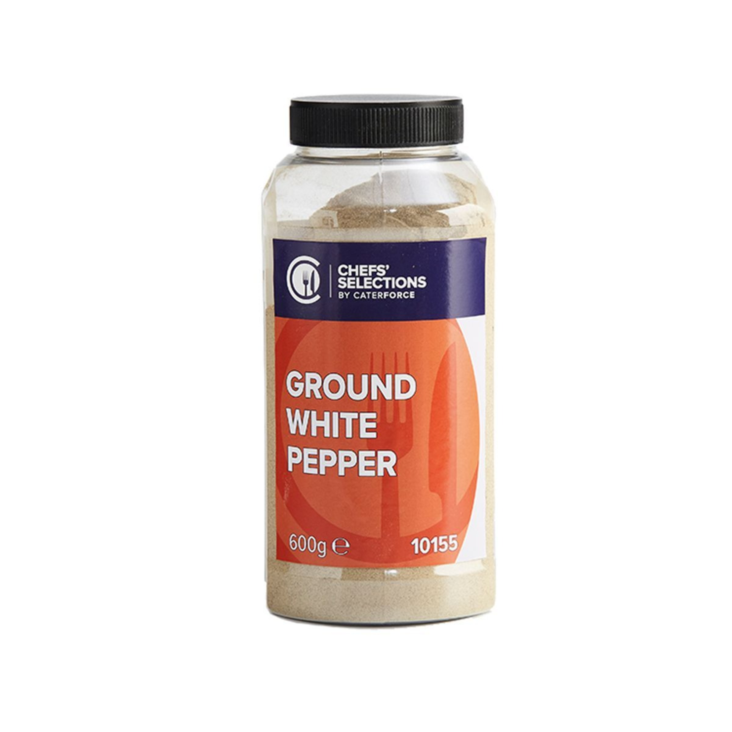 Ground White Pepper 1x550g