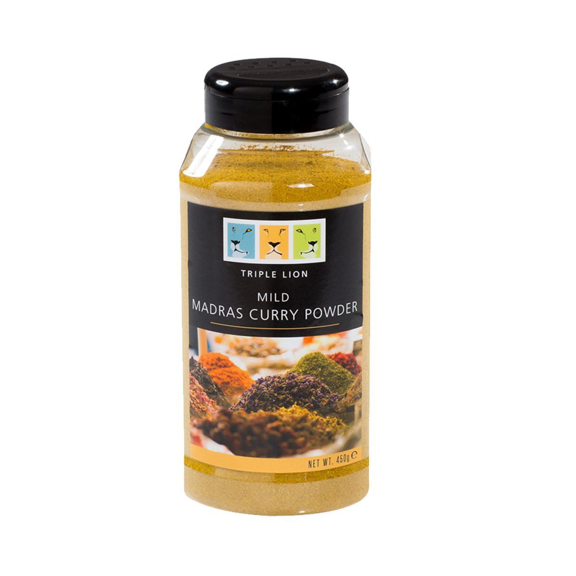 Curry Powder Mild 1x450g