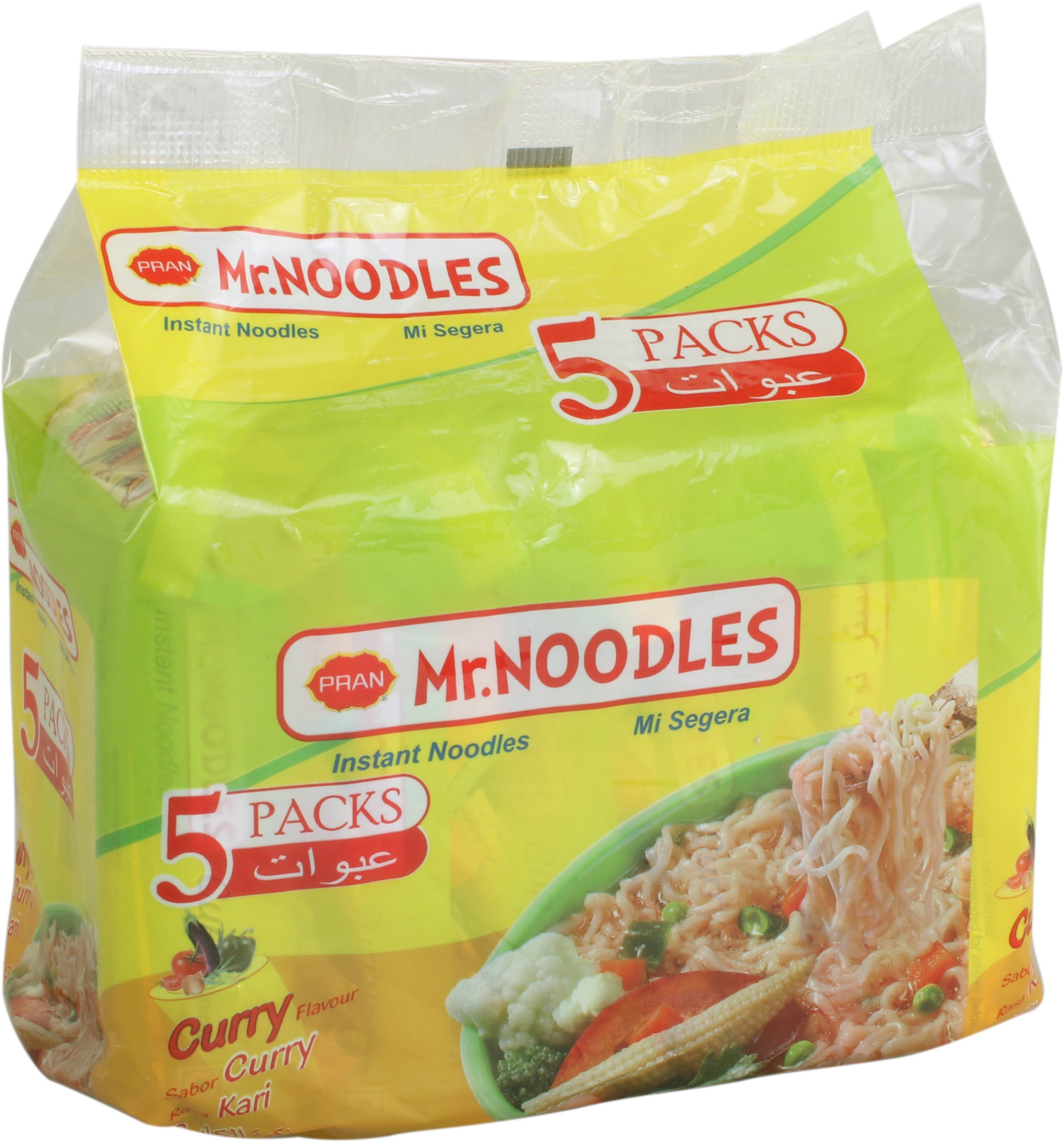 Curry Noodles - 1x5 packs