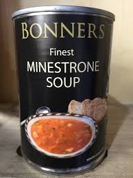 Bonners Finest Minestrone Soup 2x400g