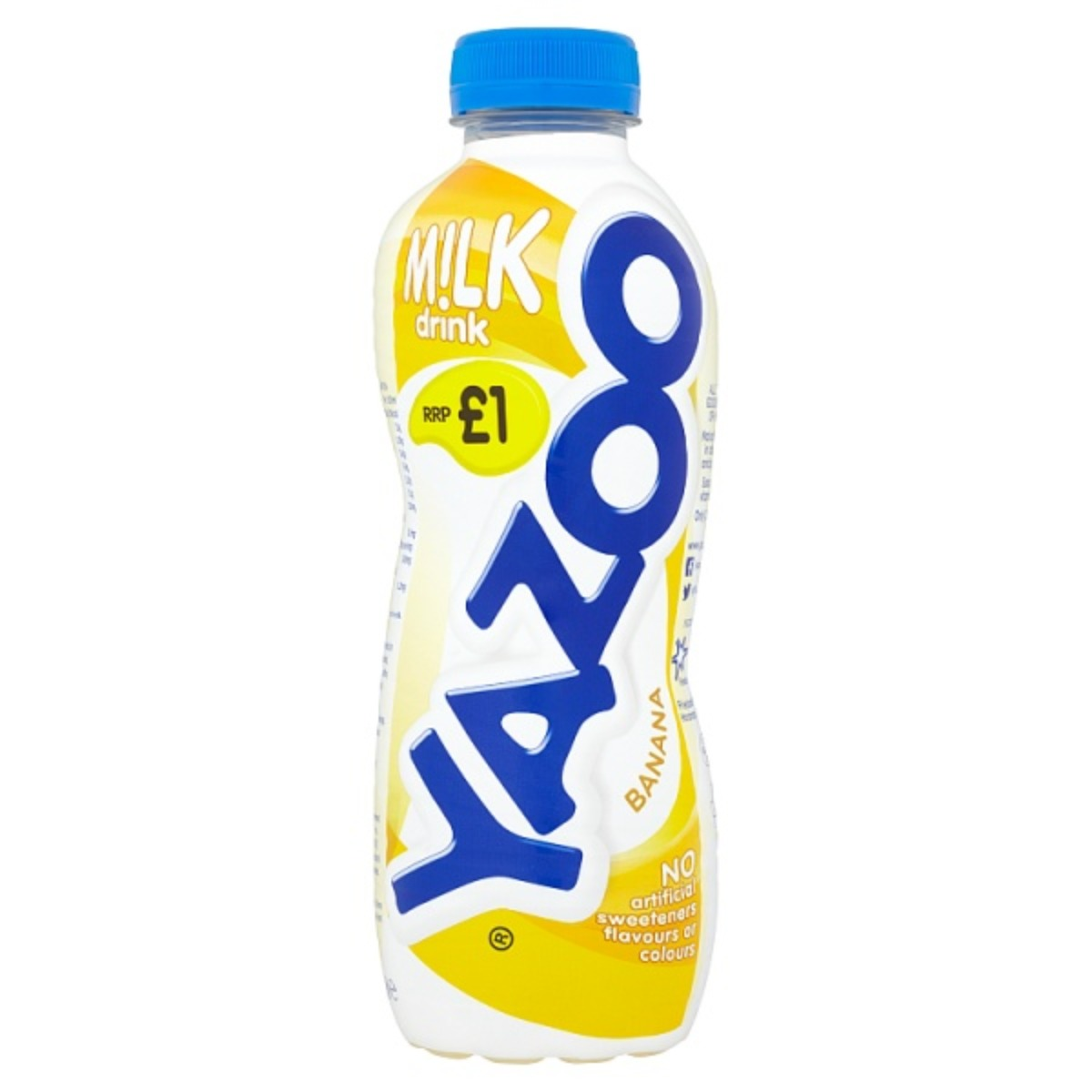 Yazoo Banana Milk 1x400ml
