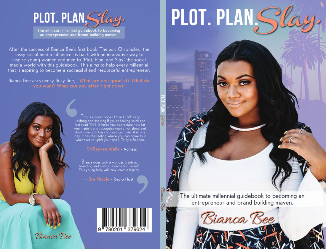 """Plot.Plan & Slay"" Ebook Available Now!"