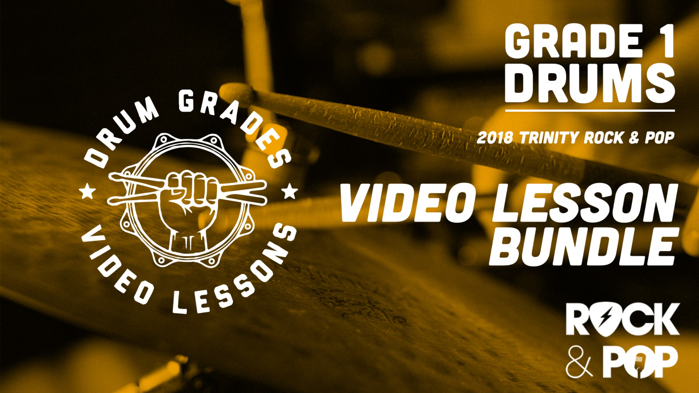 Grade 1 - Video Lesson Bundle
