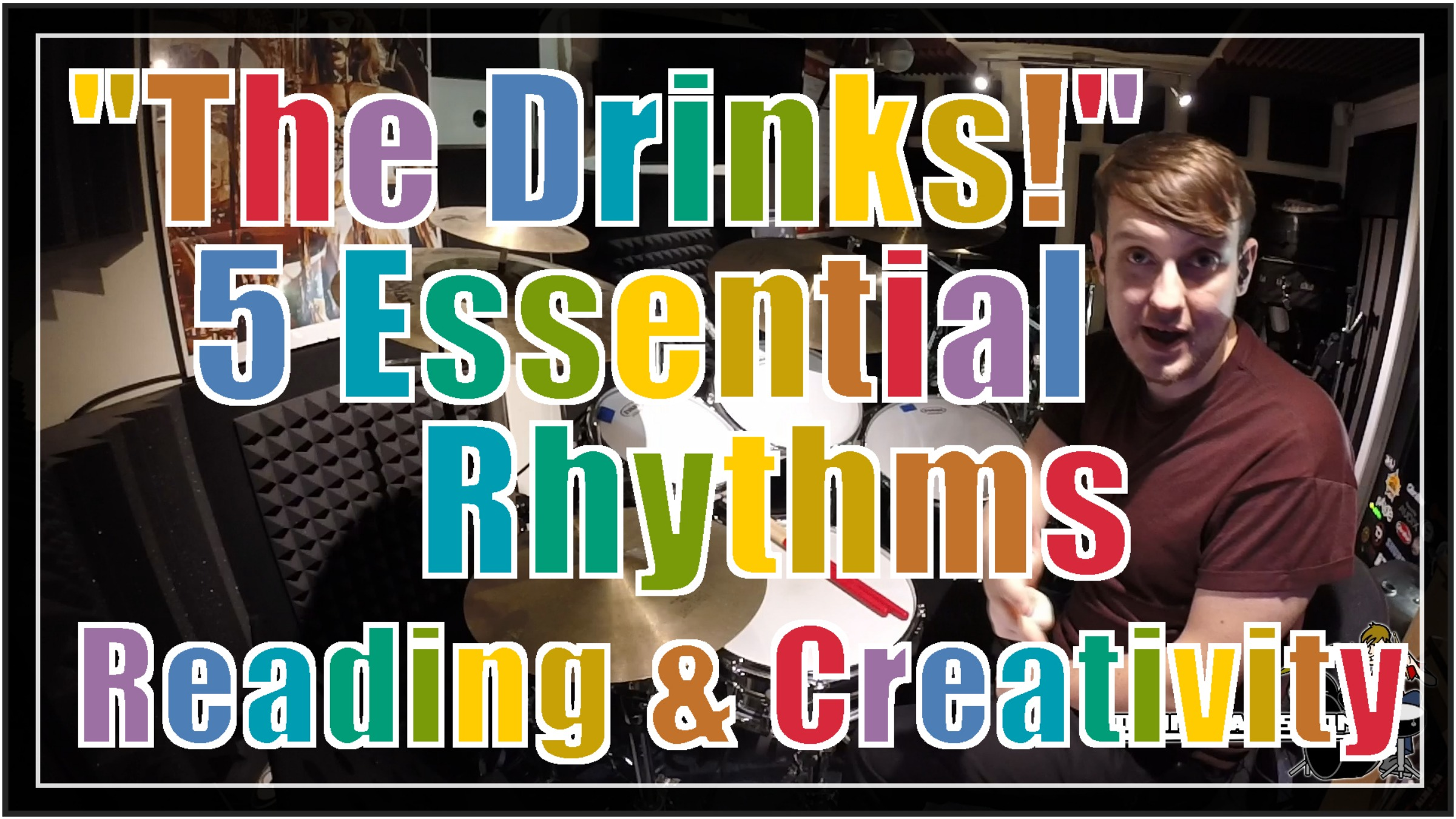 The Drinks - A Guide to 5 Essential Rhythms
