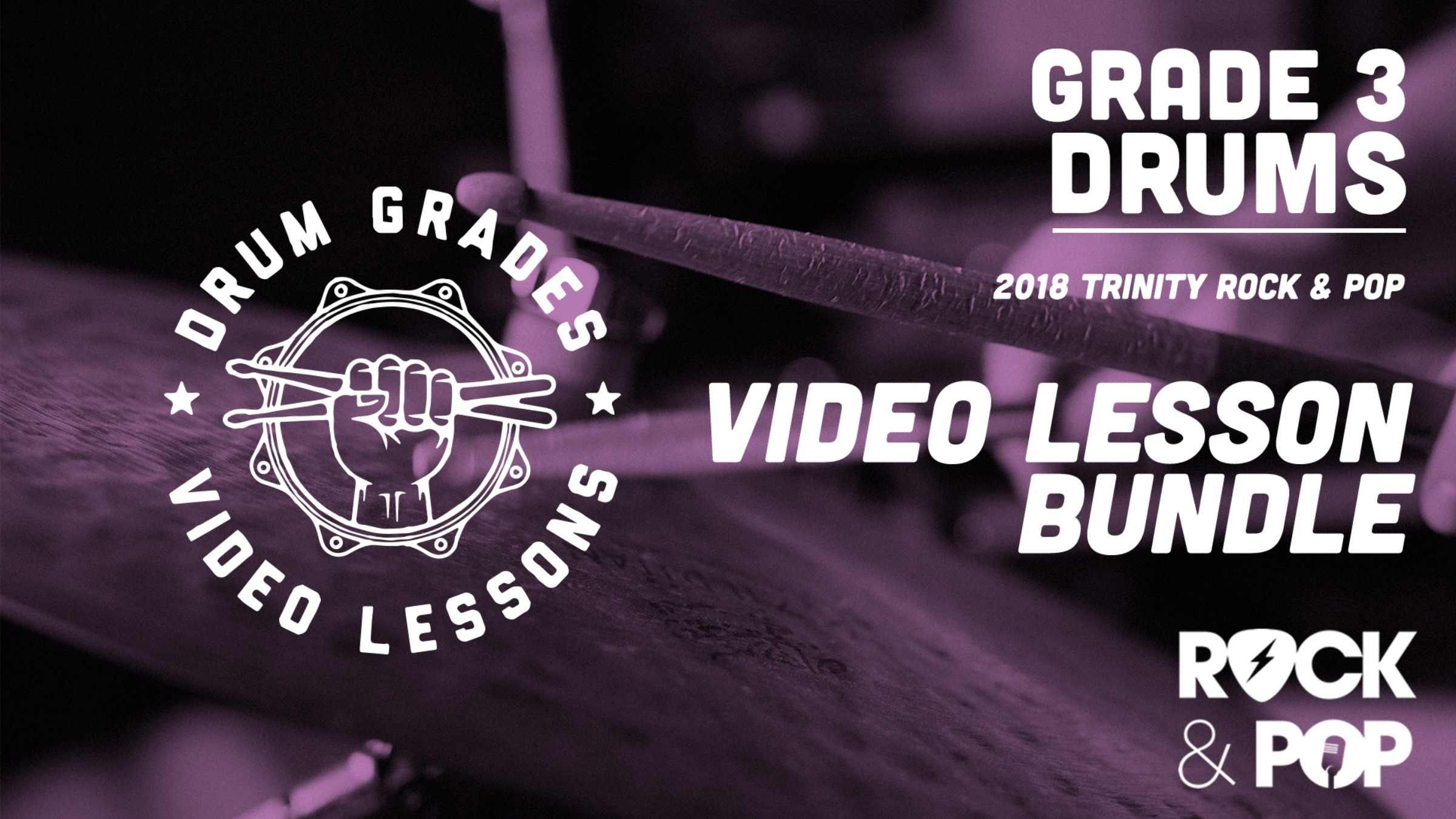 Grade 3 - Video Lesson Bundle