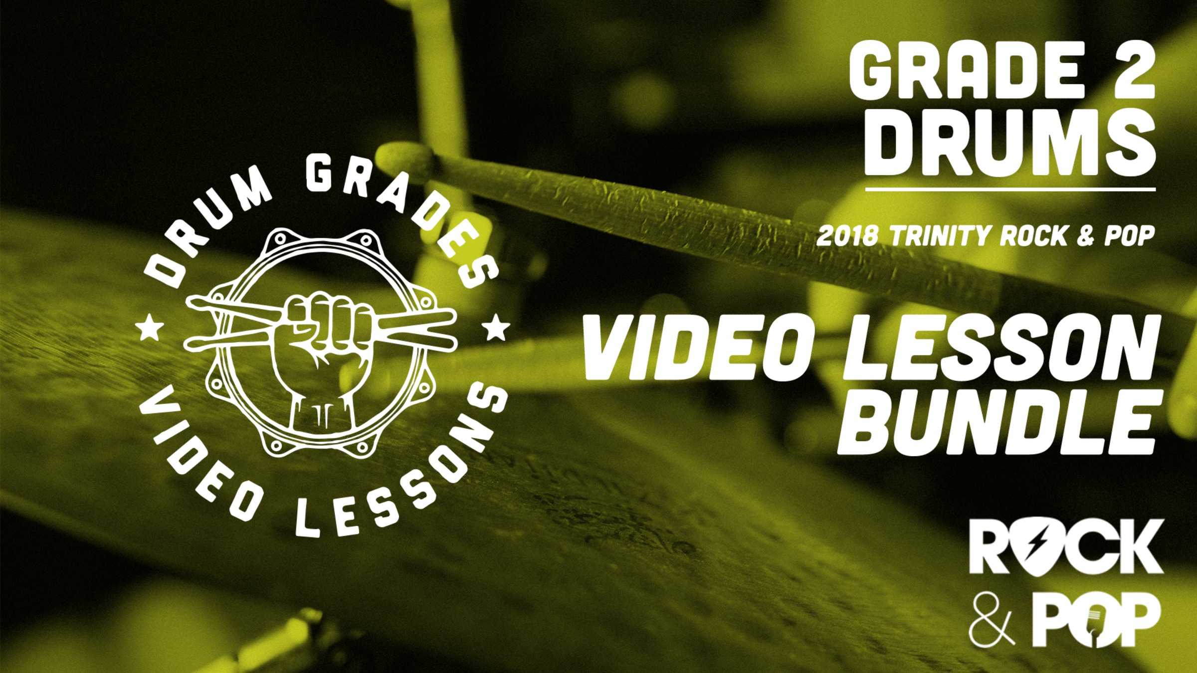 Grade 2 - Video Lesson Bundle