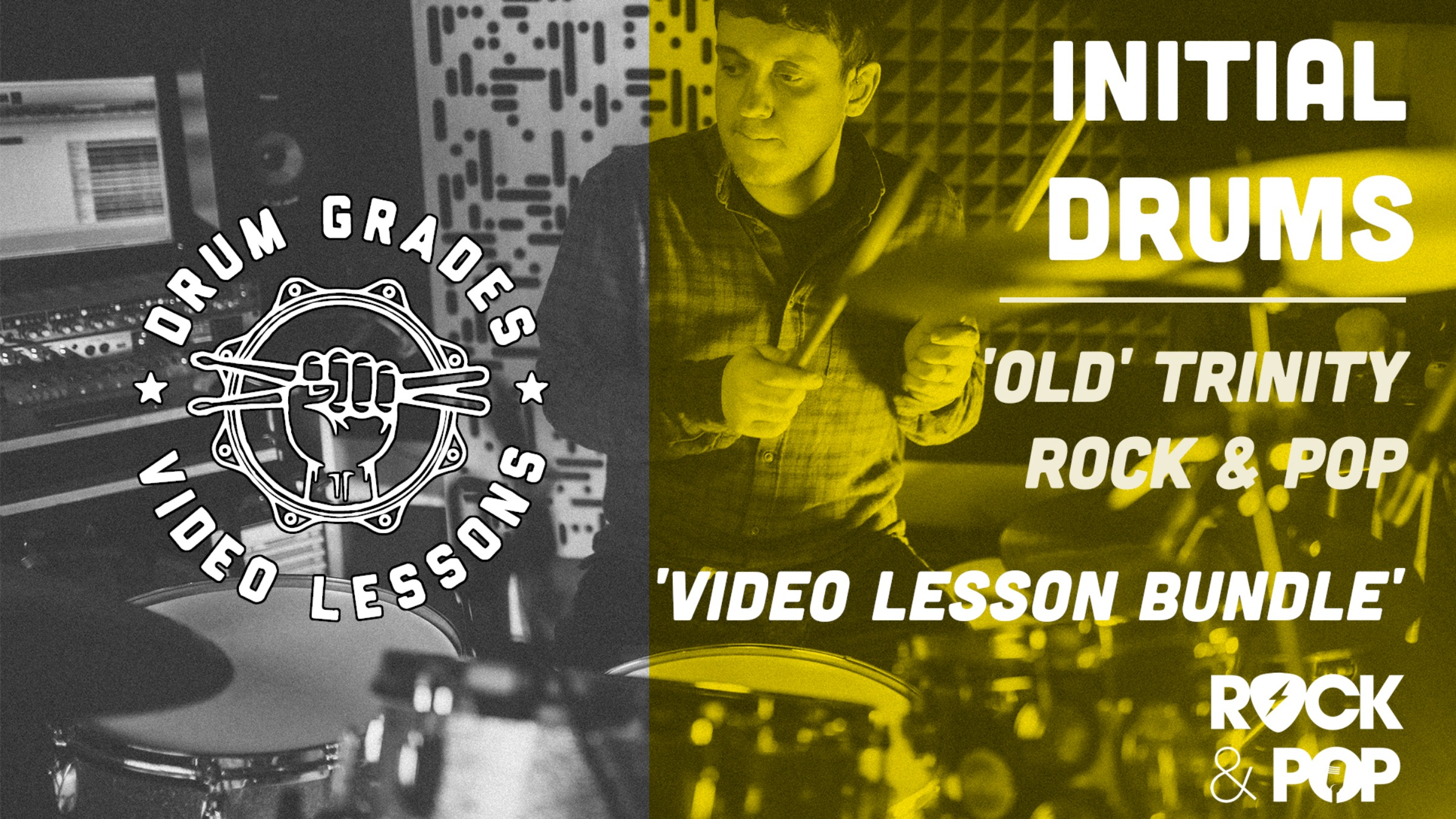 'Old' Initial Grade - Video Lesson Bundle