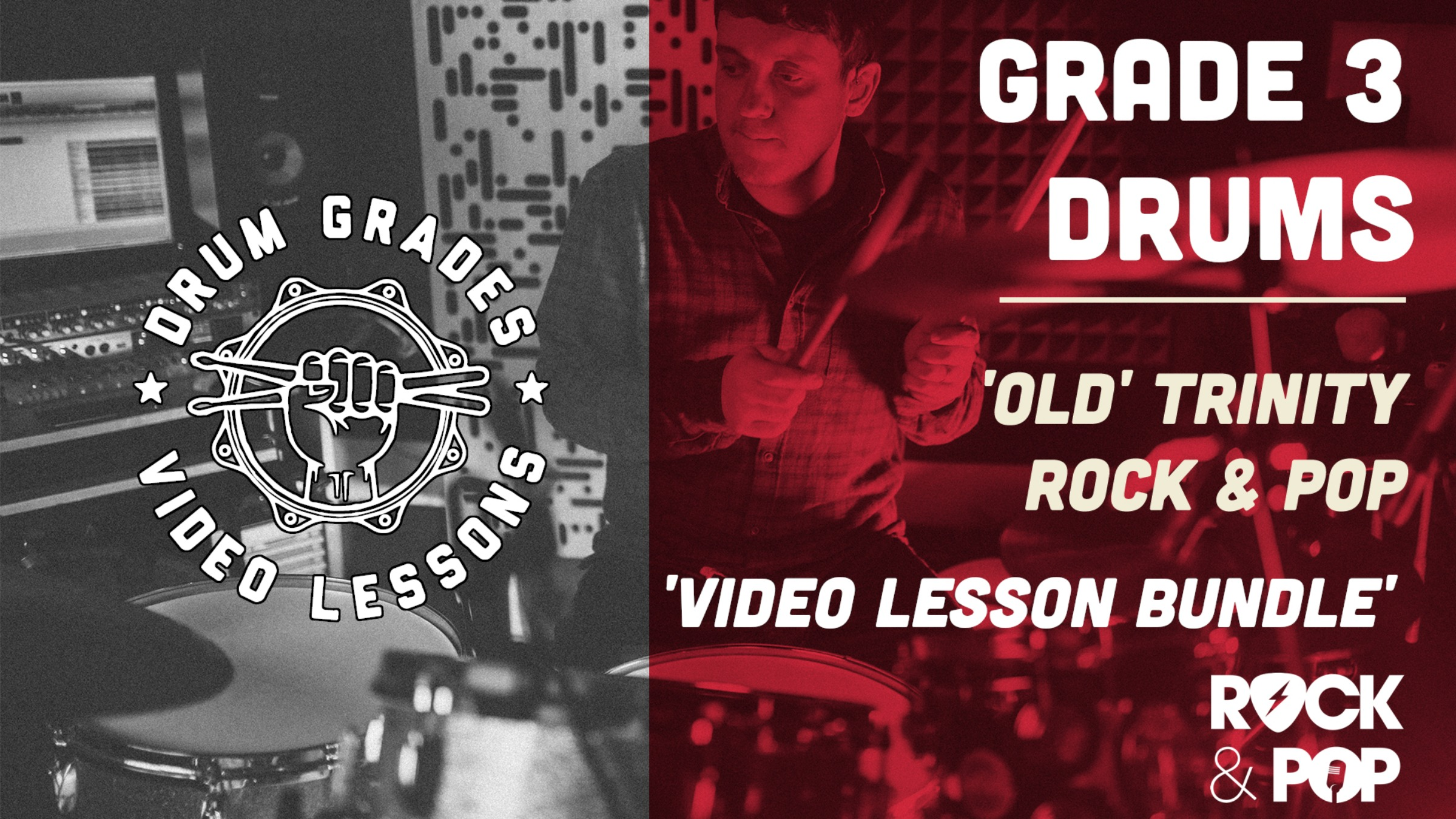 'Old' Grade 3 - Video Lesson Bundle