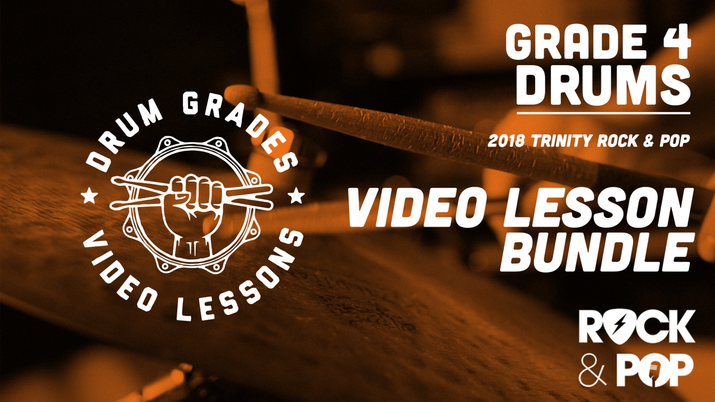 Grade 4 - Video Lesson Bundle