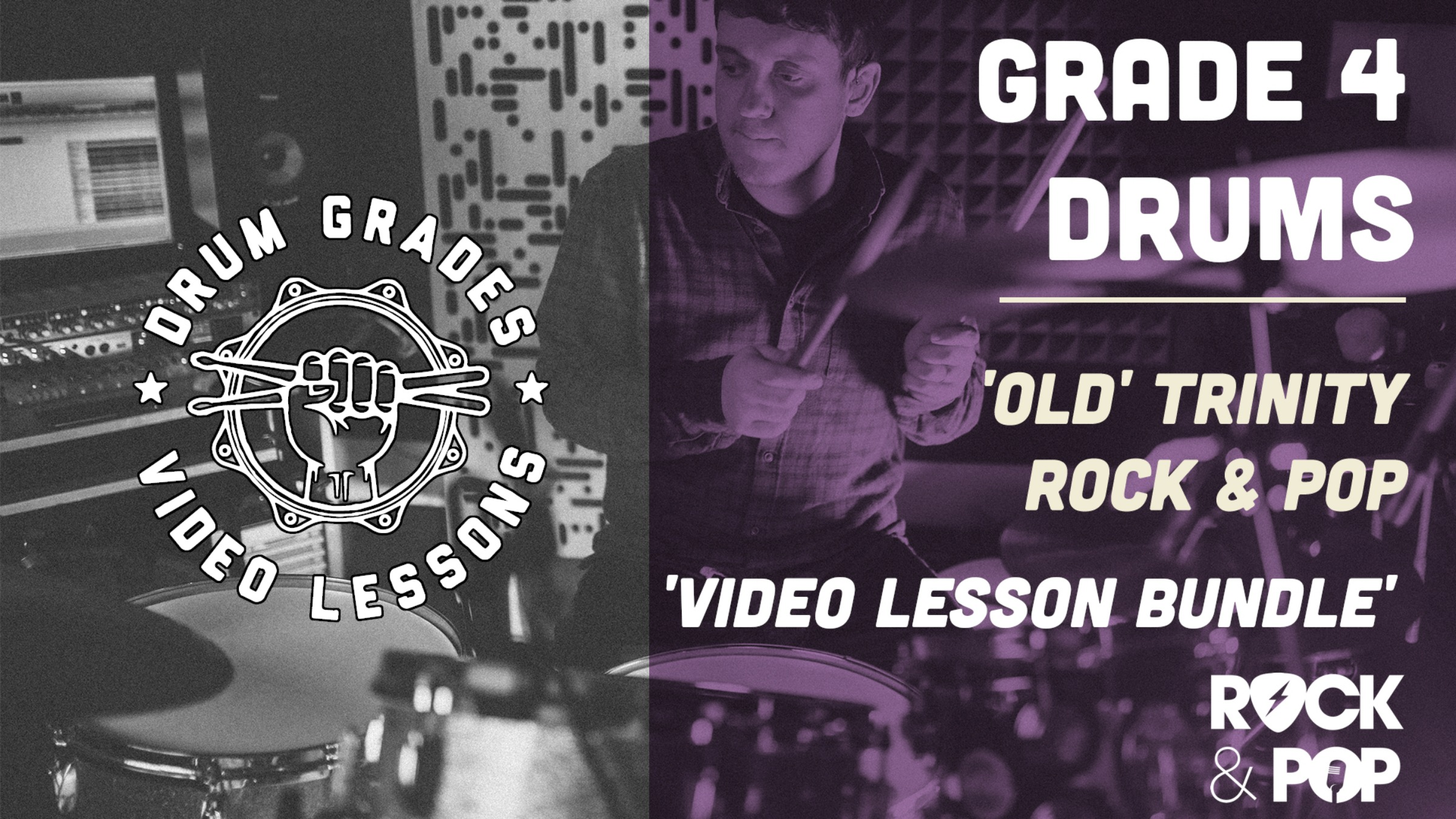 'Old' Grade 4 - Video Lesson Bundle