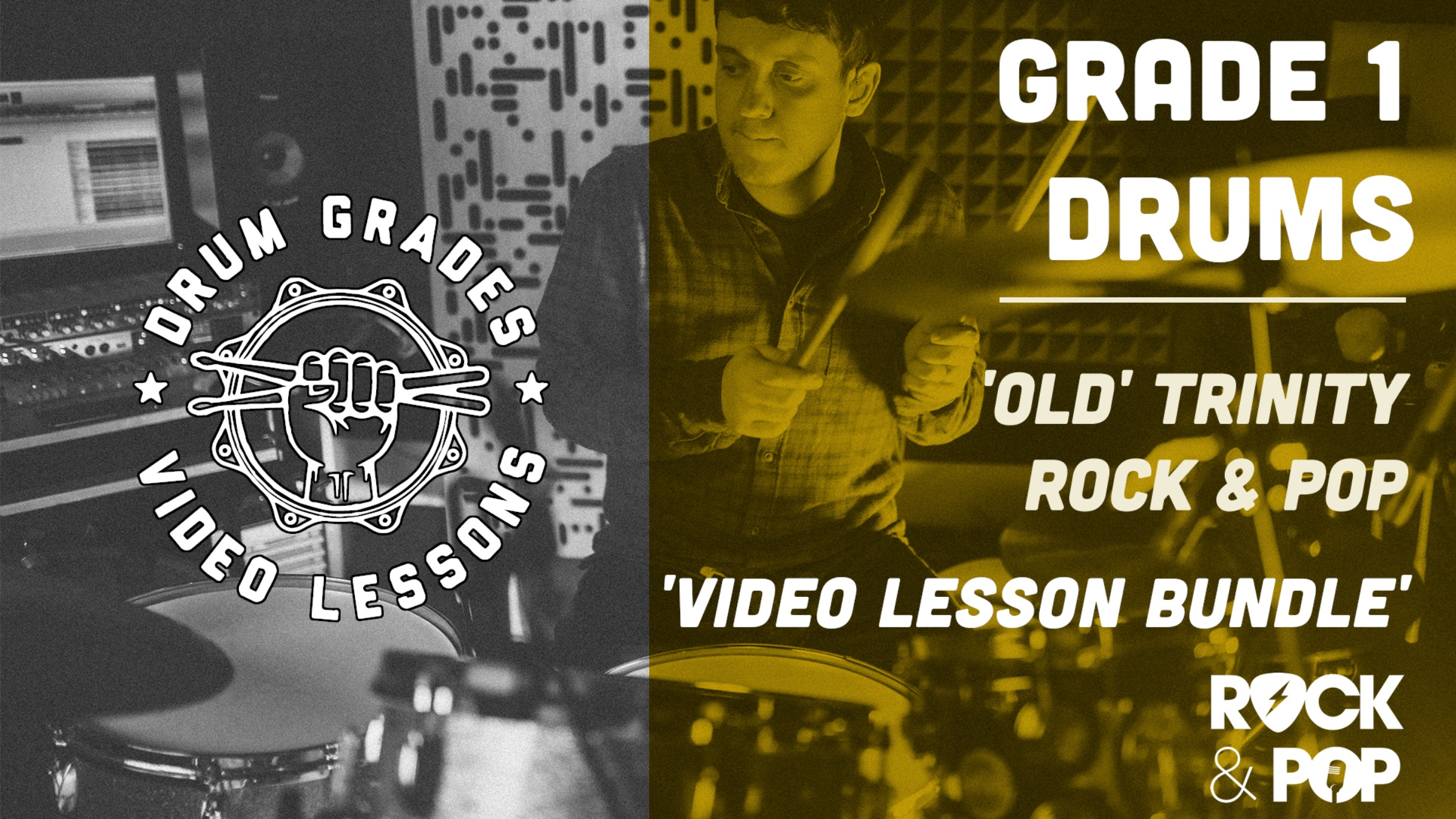 'Old' Grade 1 - Video Lesson Bundle