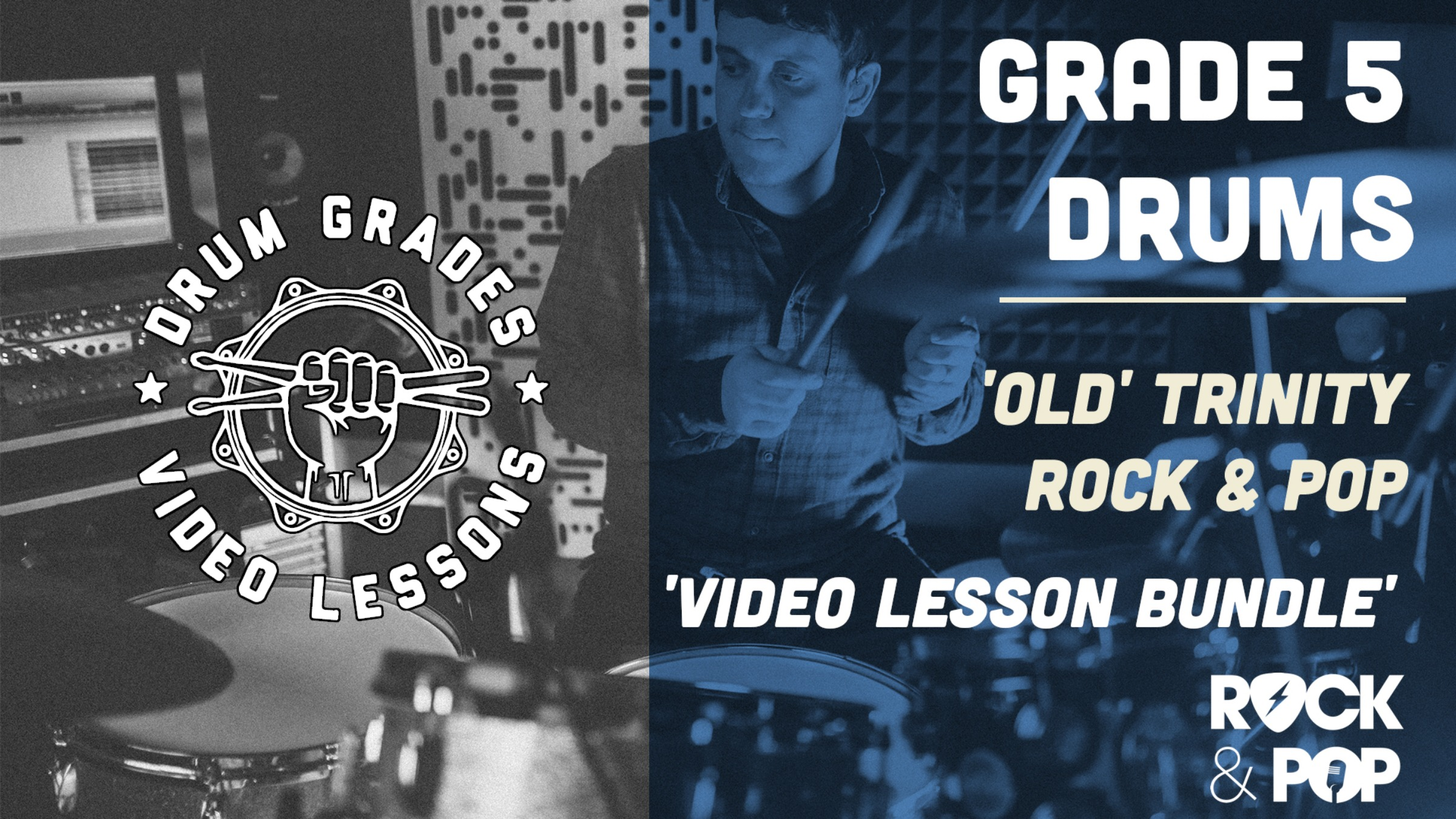 'Old' Grade 5 - Video Lesson Bundle