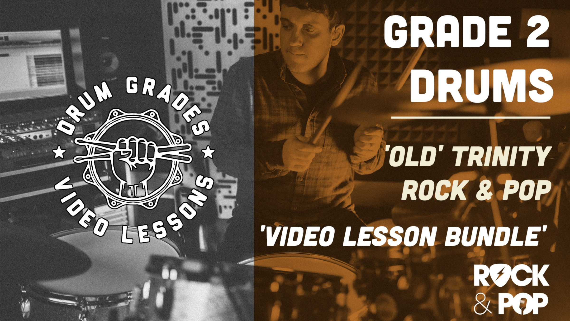 'Old' Grade 2 - Video Lesson Bundle