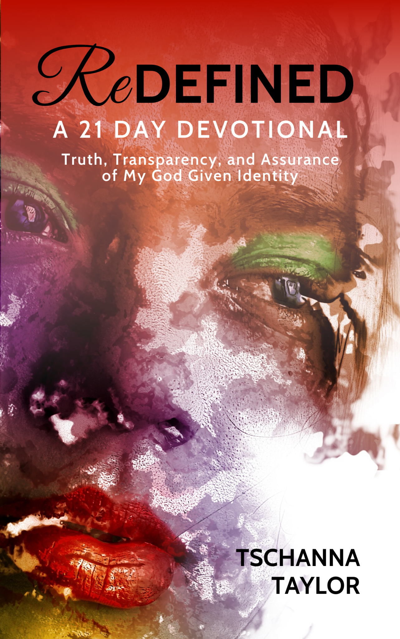 (PRE-ORDER) Redefined- A 21 Day Devotional