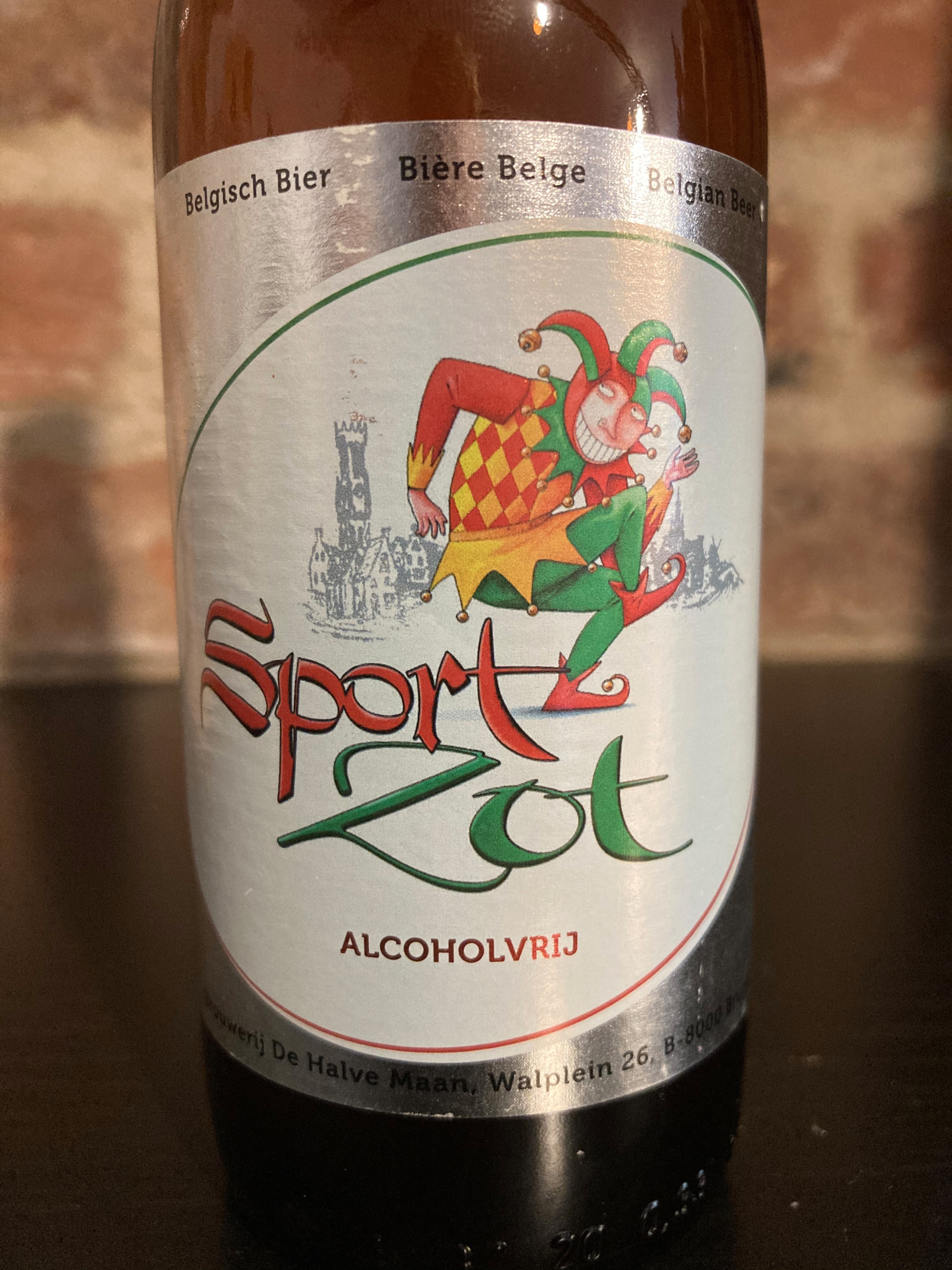 Bruges Zot Sport Zot 33cl Can