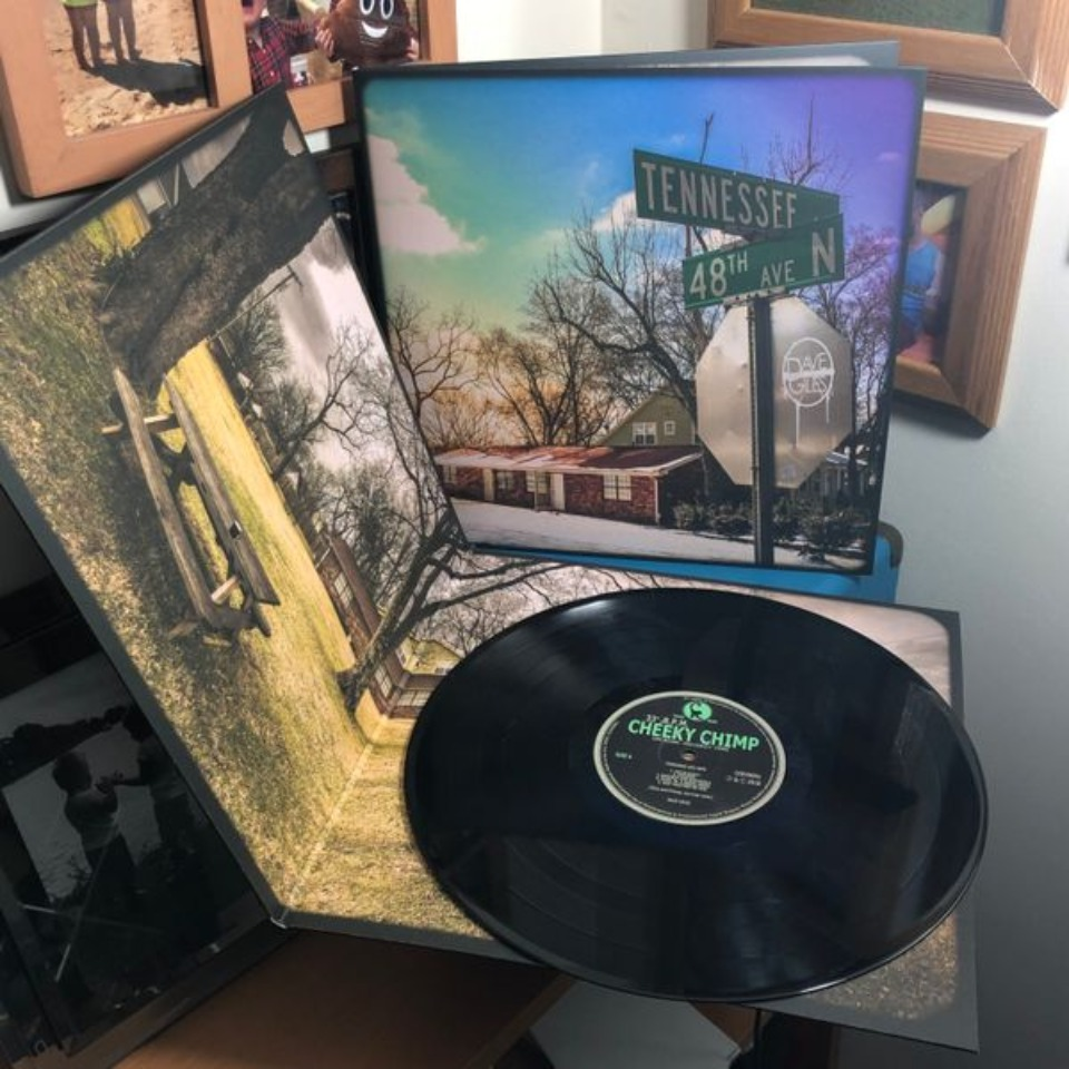 'Tennessee and 48th' - 12inch Vinyl
