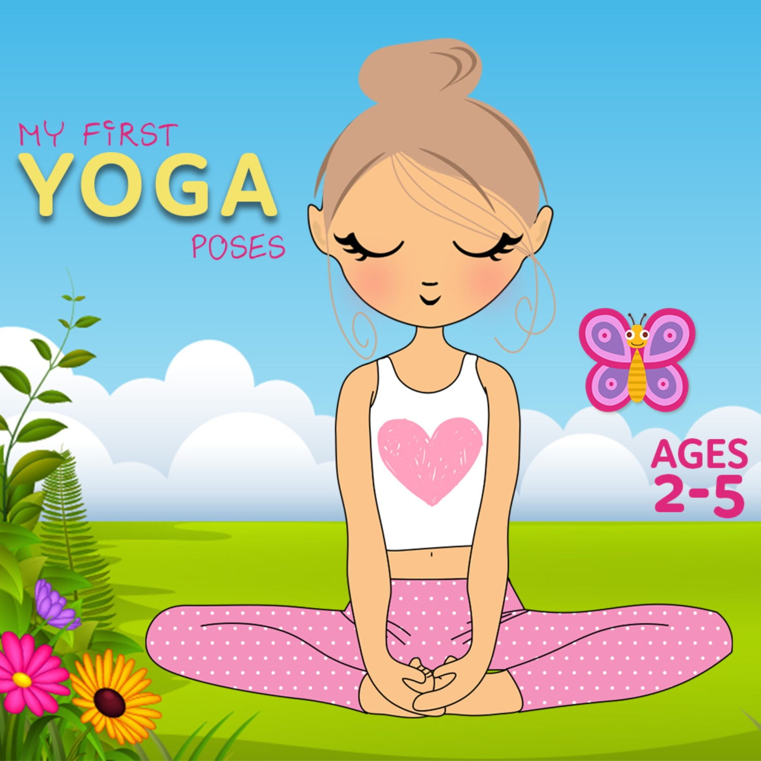 My First Yoga Poses eBook