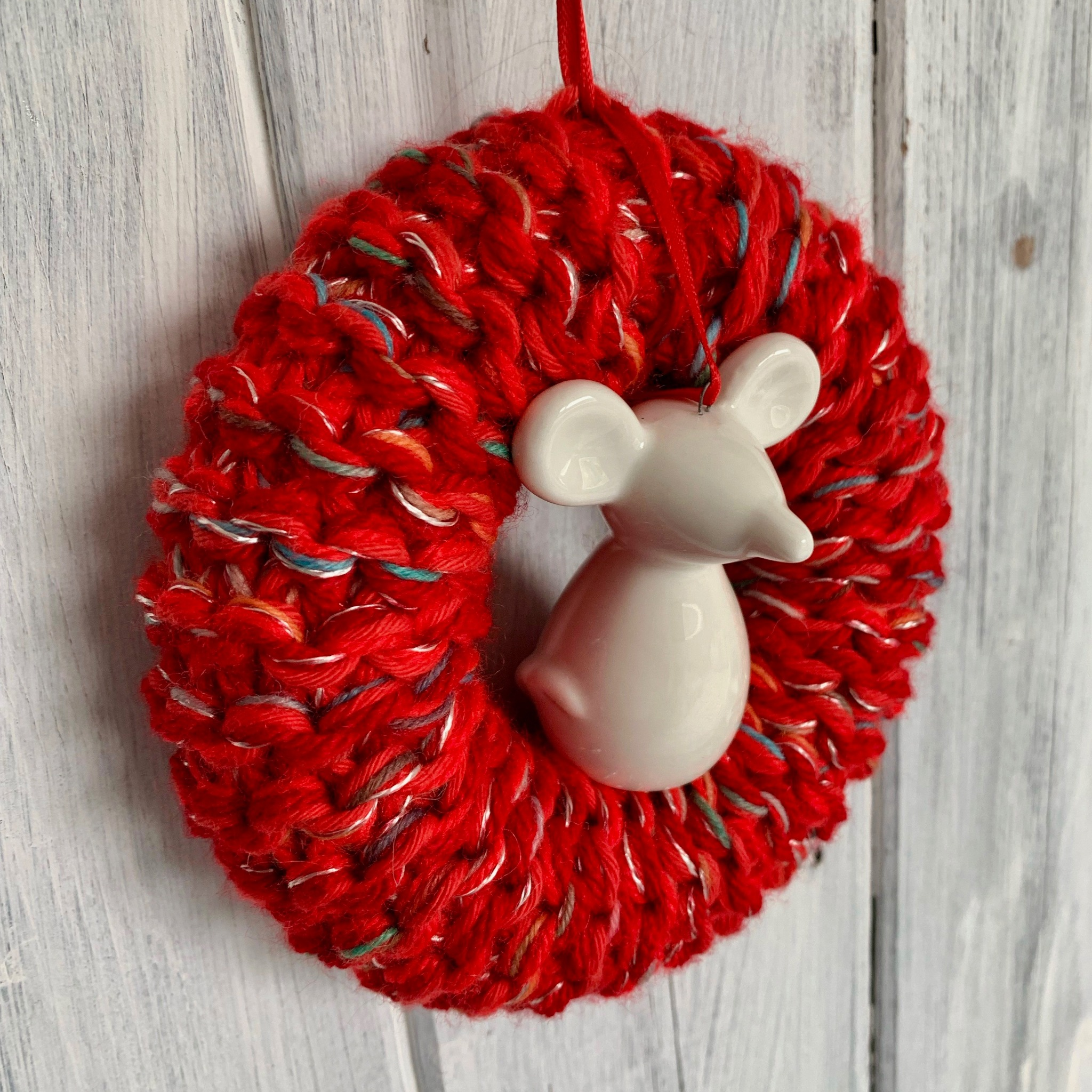 Christmas Wreath of the Day