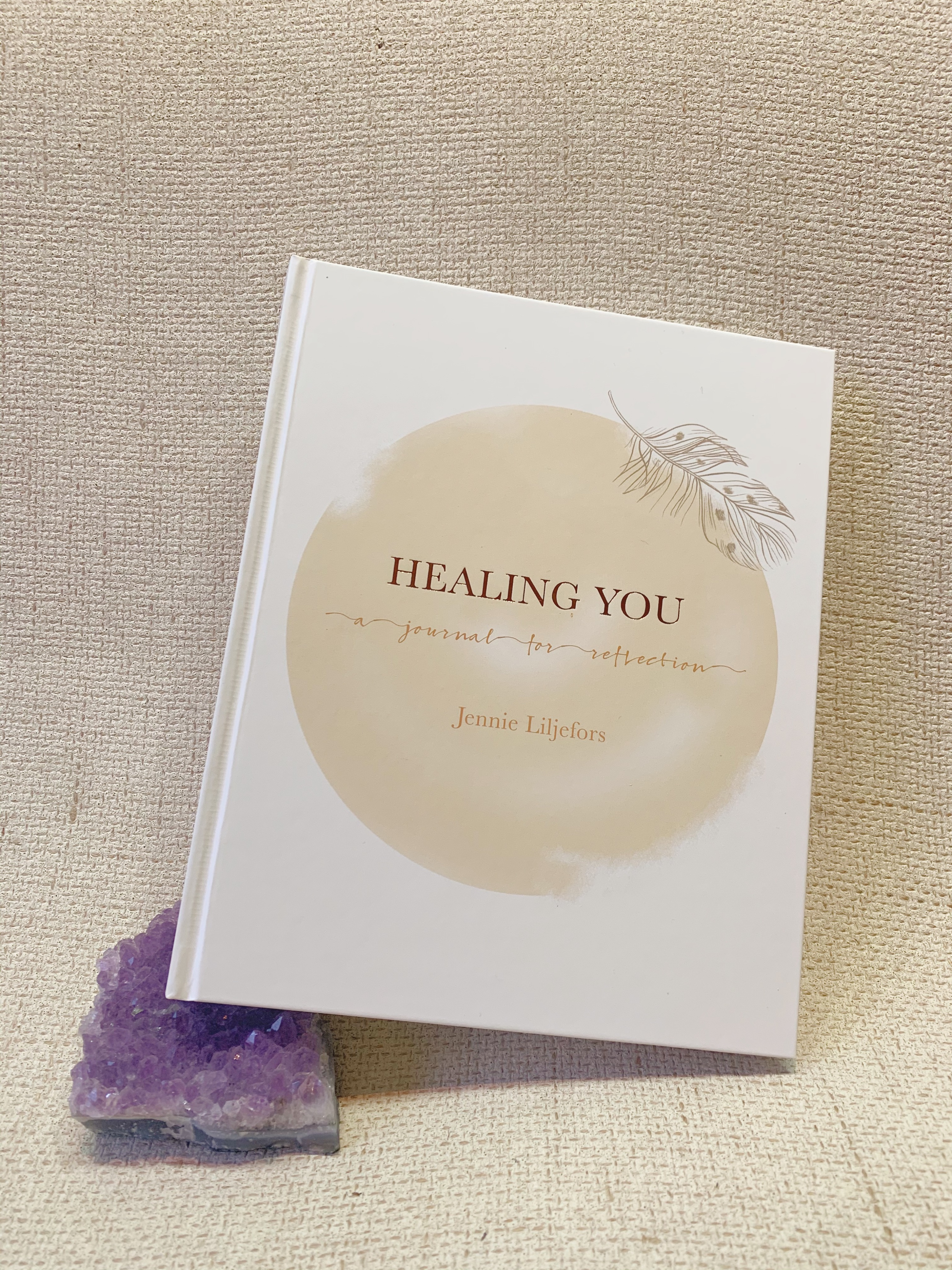 Healing You - A journal for reflection