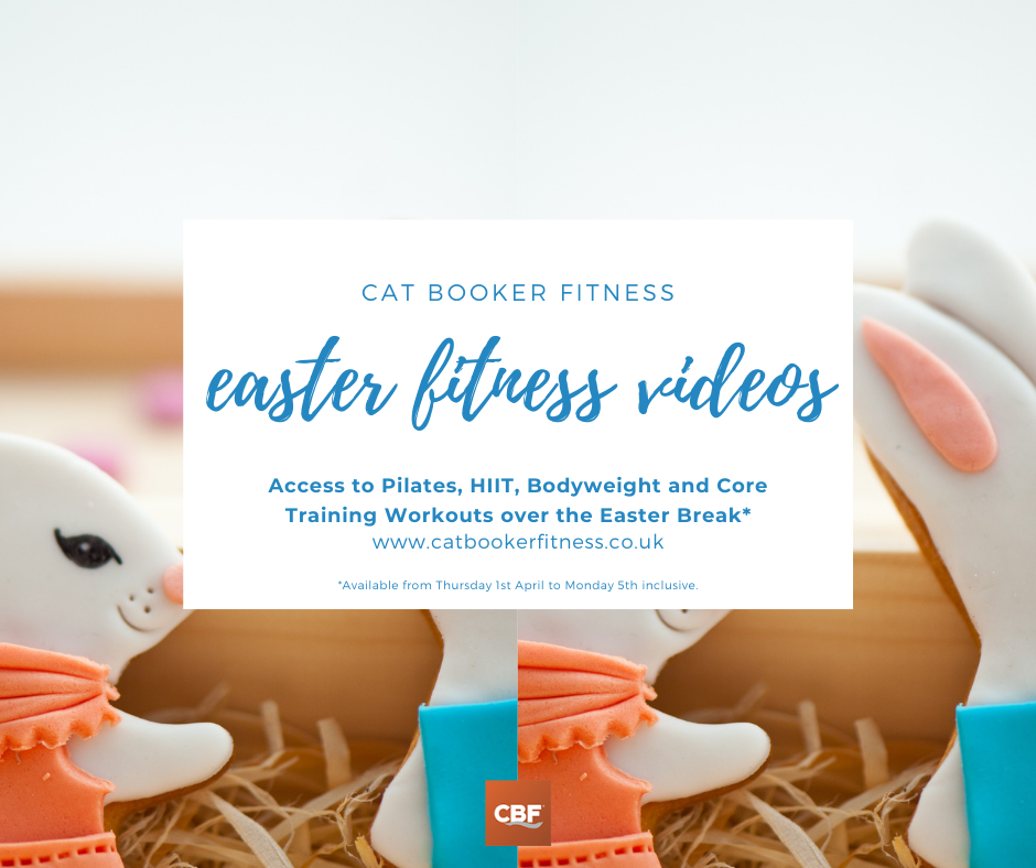 Easter Fitness Video Package