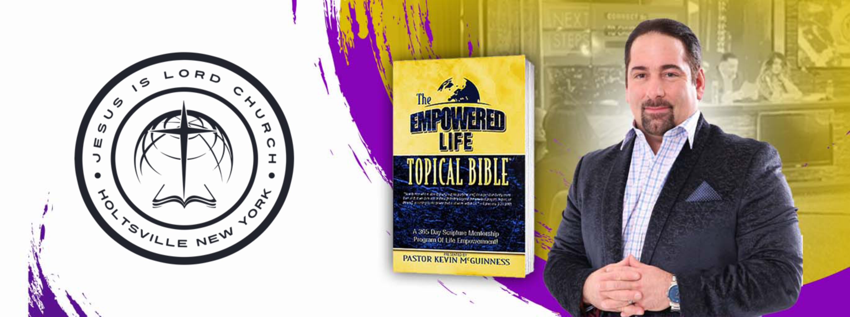 The Empowered Life Topical E-Bible - Pastor Kevin McGuinness