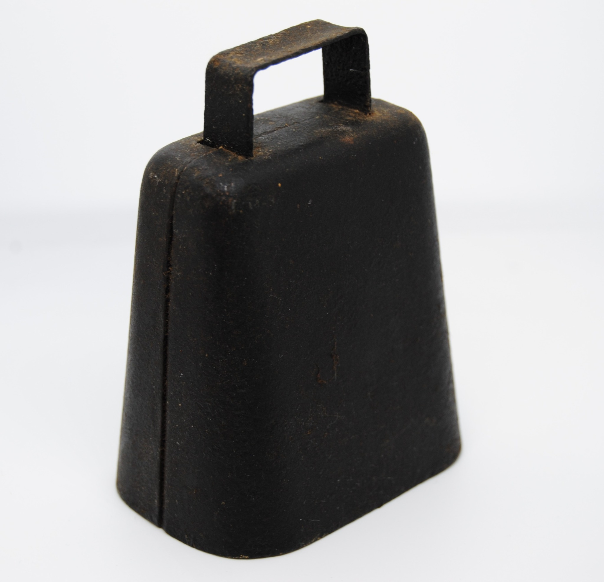 Old Cast Iron Cow Bell