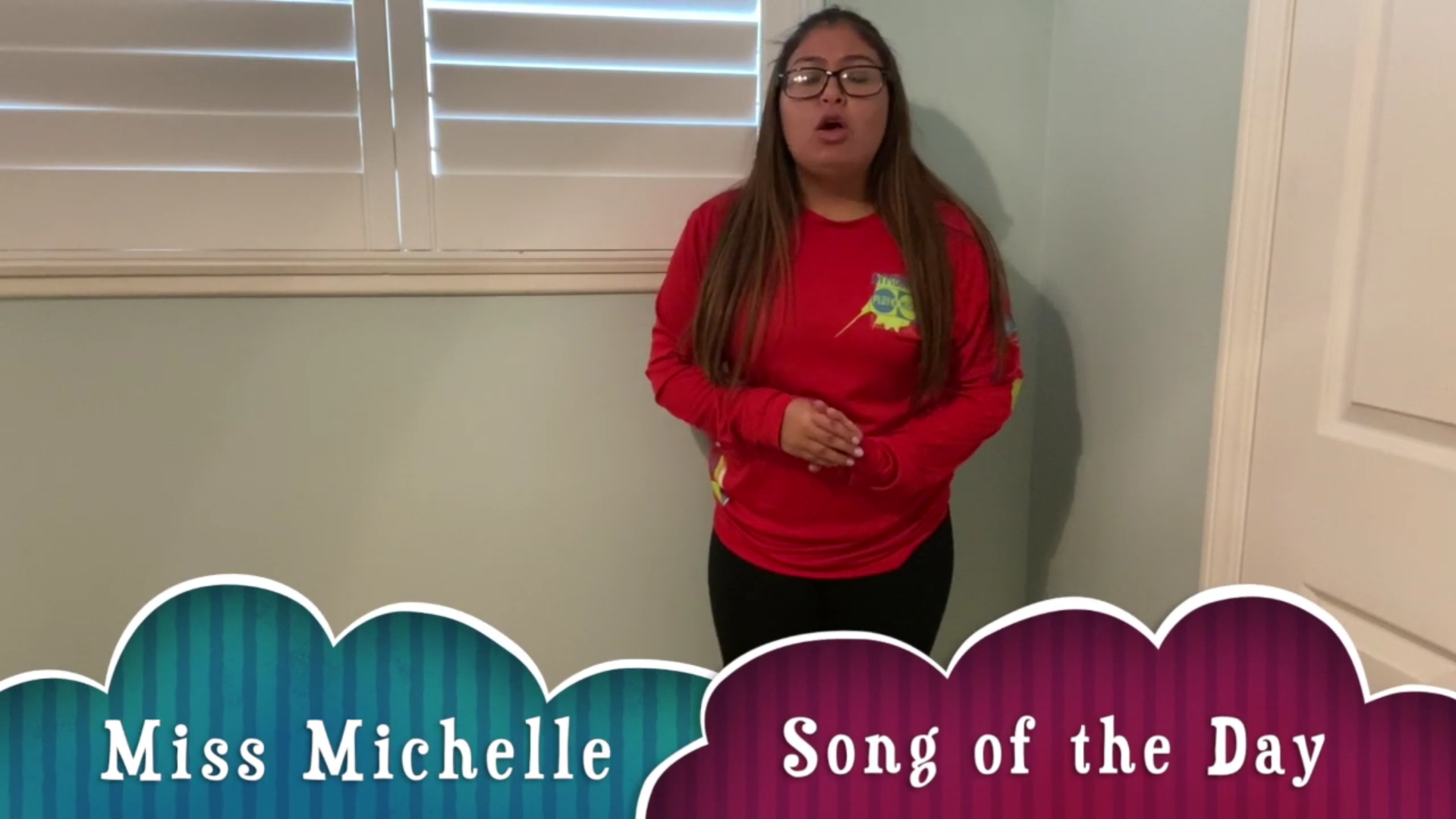 Do the Baby Dance w/ Miss Michelle