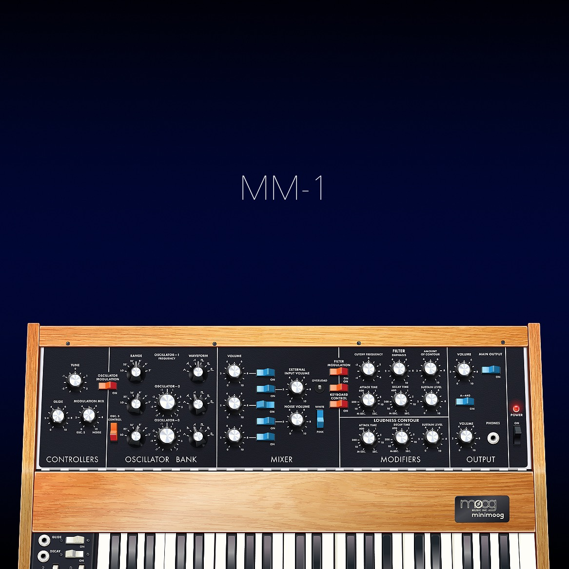 Minimoog Deluxe for Ableton Live