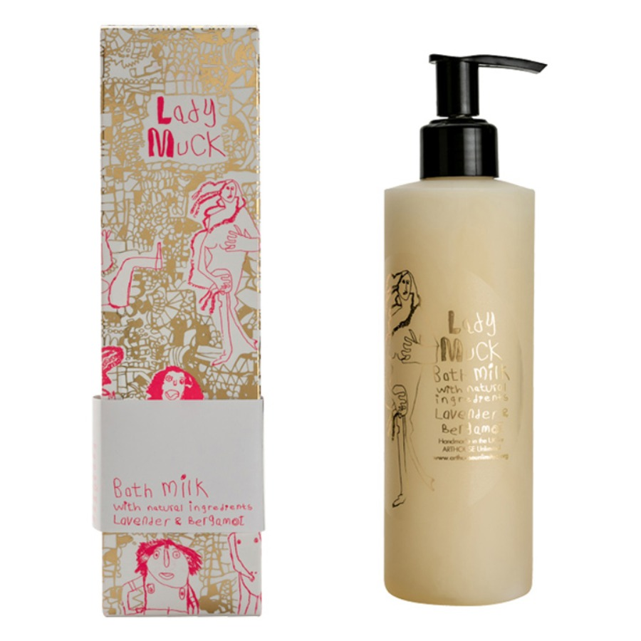 Arthouse Unlimited Lady Muck luxurious bath milk