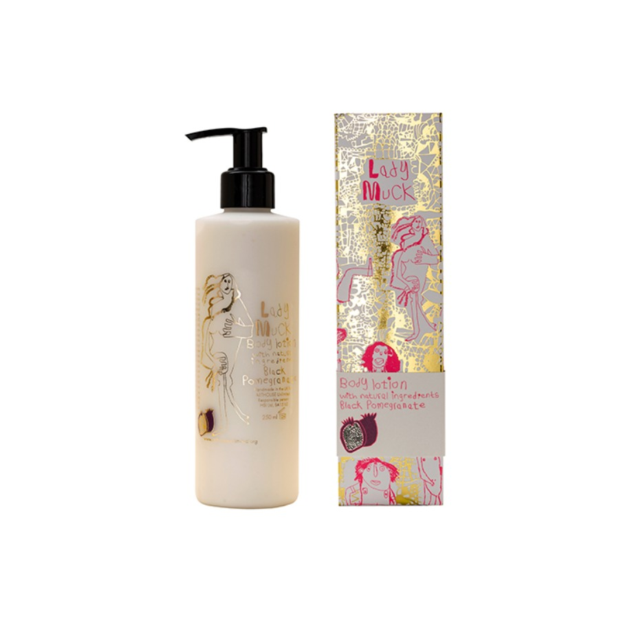 Arthouse Unlimited Lady Muck luxurious body lotion