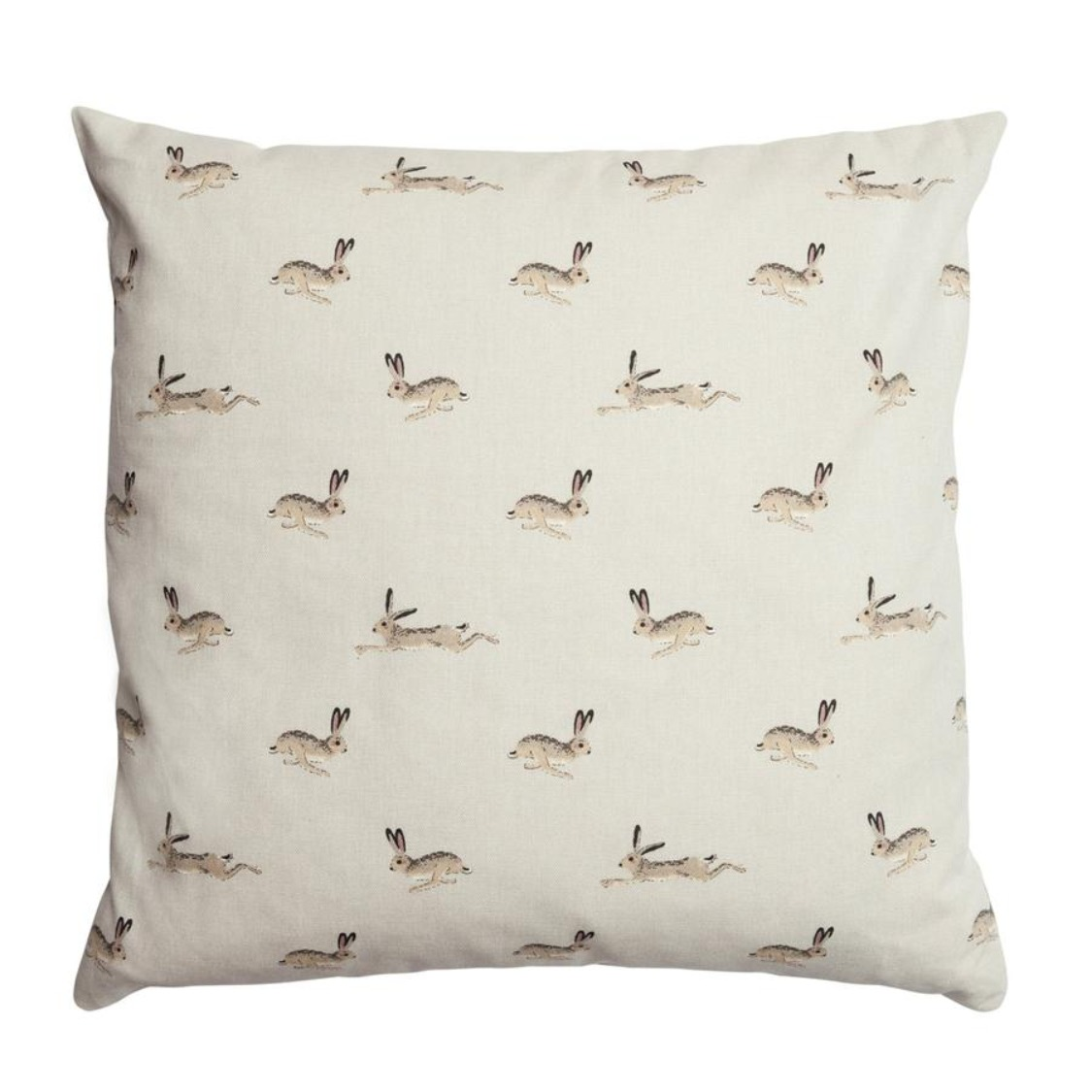 Sophie Allport Hare cushion