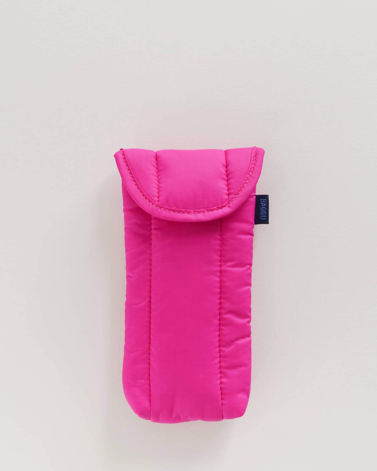 Puffy Glasses Sleeve - Pink