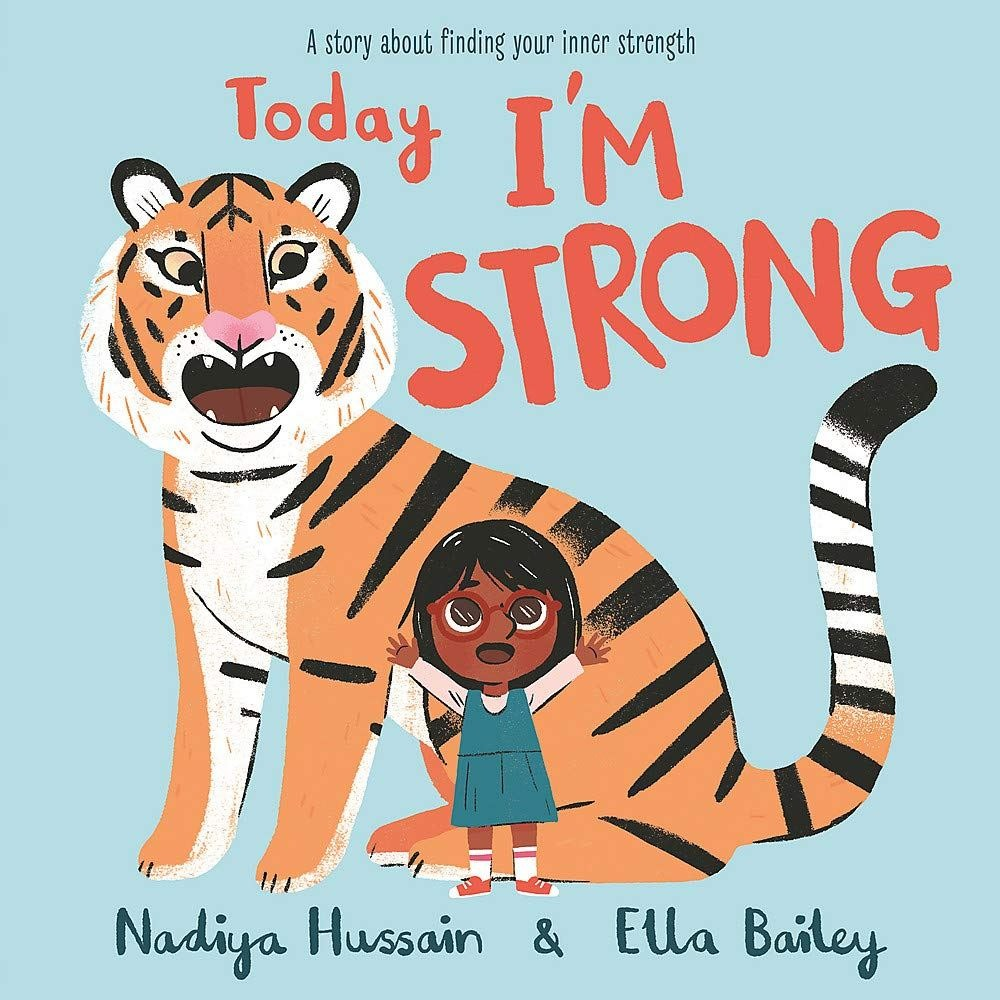 Today Im strong
