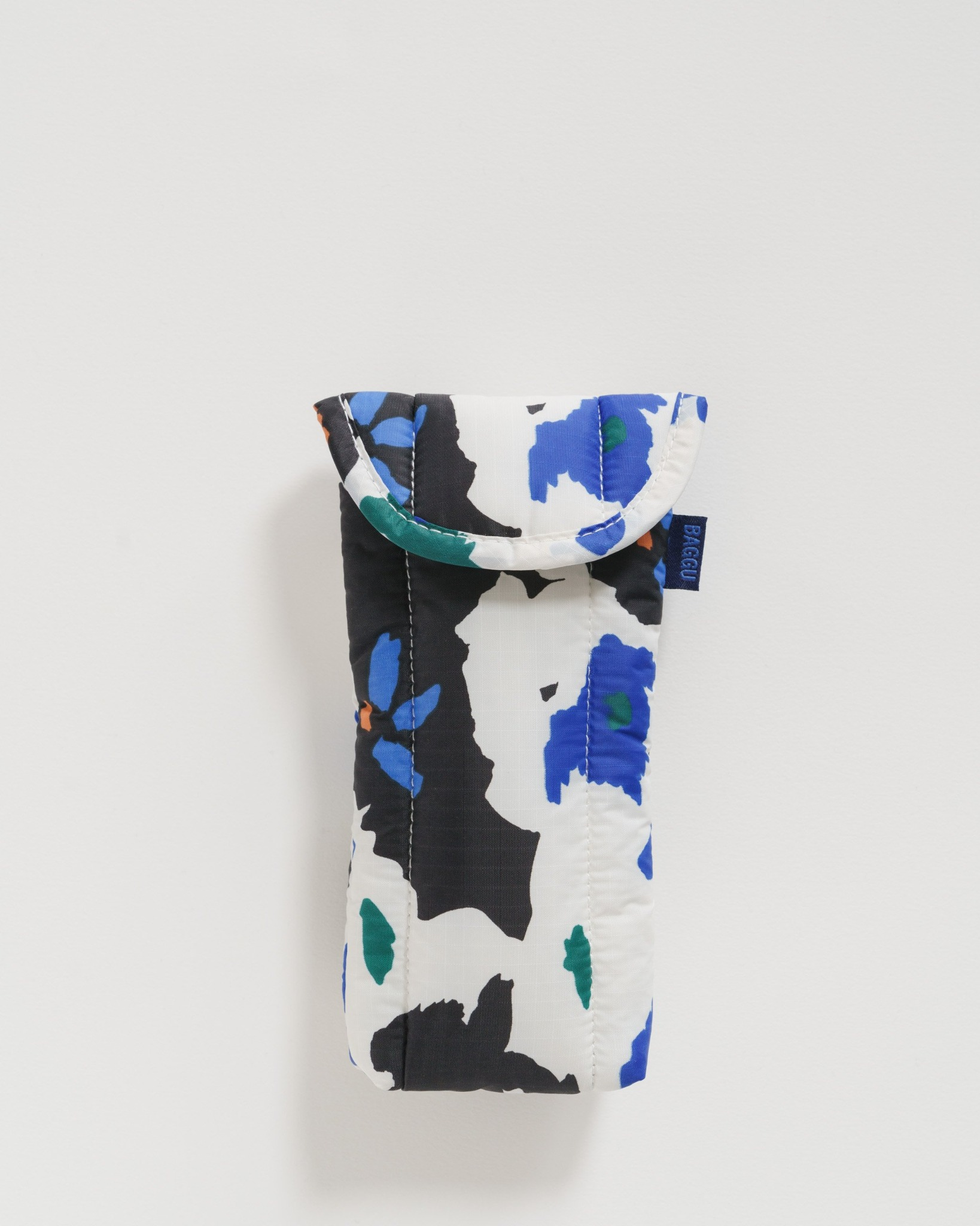 Puffy Glasses Sleeve Floral