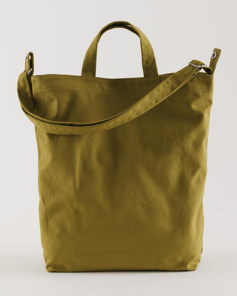 Duck Canvas Bag - Spanish Olive